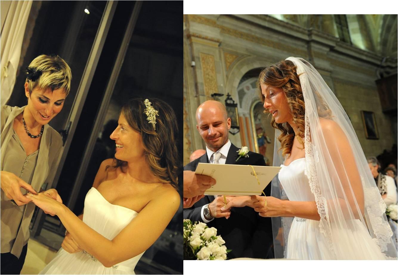 Jenny testa wedding