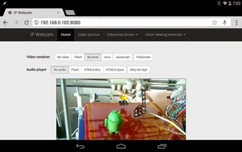 Cara Merubah Kamera Android Menjadi CCTV