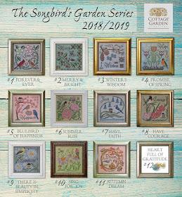 Songbird's Garden Series