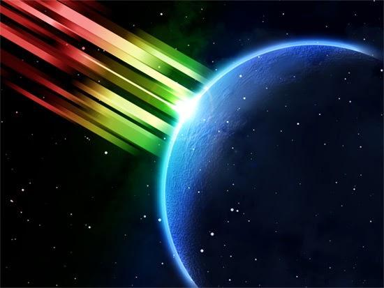 Beautiful Planet Effect in Gimp Tutorial