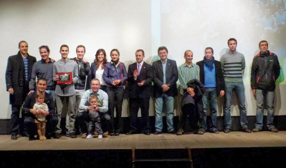 """El Saturno """"Mejor Deportista Daimieleño del 2013"""""""