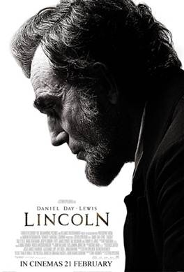 Lincoln 2012 film movie poster