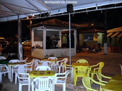 Viva Itália Bar e Pizzaria: Palco do Espaço Comercial Paralela