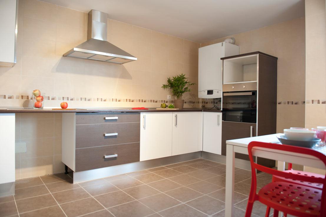 C mo decorar una cocina de manera sencilla for Cocinas en illescas