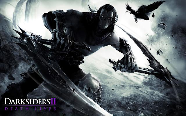 Game World Darksiders Ii