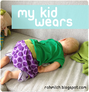 My Kid wears...