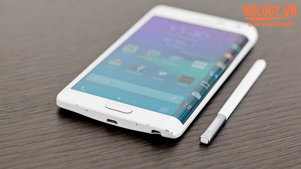 Bút S - pen trên Galaxy Note Edge Docomo