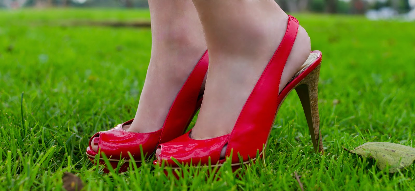 Red Bebe Shoes