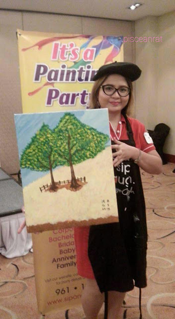 merck, fertility, sip and gogh, painting, therapy, increase fertility,
