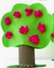 http://manualidadesparaninos.biz/arboles-primaverales/