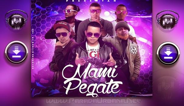 ESCUCHAR Y DESCARGAR - Mozart La Para ft J Alvarez, Trebol Clan, Franco El Gorila – Mami Pegate
