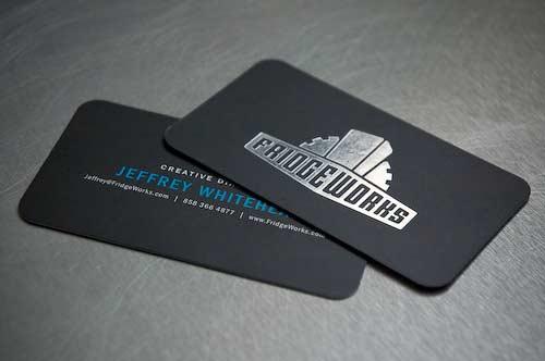 15 Black Business Card Designs Inspiration Jayce o Yesta