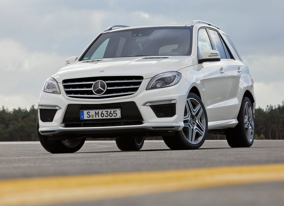 Small And Midsize Luxury SUV Sales In America - October 2014 YTD ...