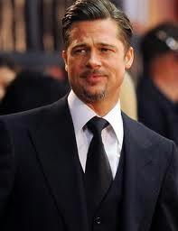 الممثل Brad Pitt
