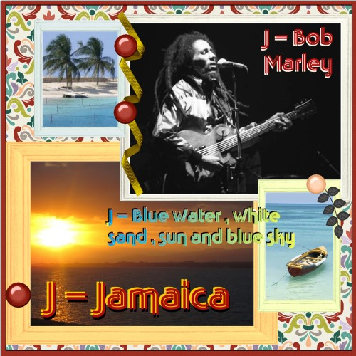 Oct. 2016 - J = Jamaica - 2