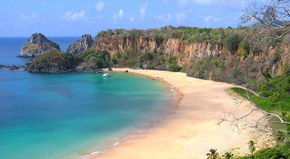 Baia Do Sancho, Brazil best beach
