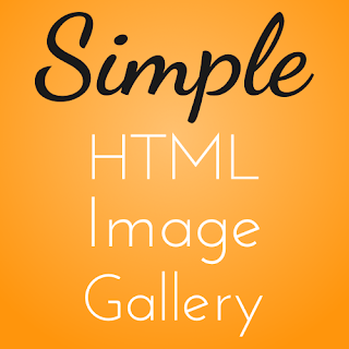 Simple HTML Image Gallery