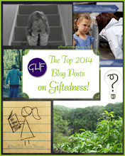 GHF's Latest Blog Hop: The Most Popular Posts on Giftedness in 2014