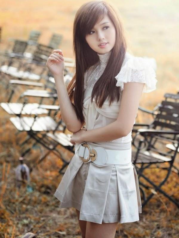 gái xinh ca sĩ diễn viên Tâm tít 9