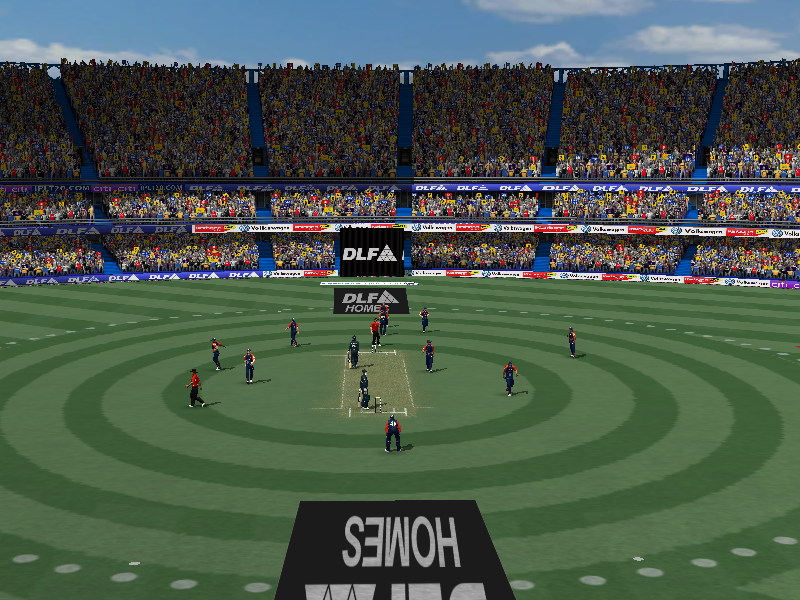 DLF IPL5 Cricket Patch 2012