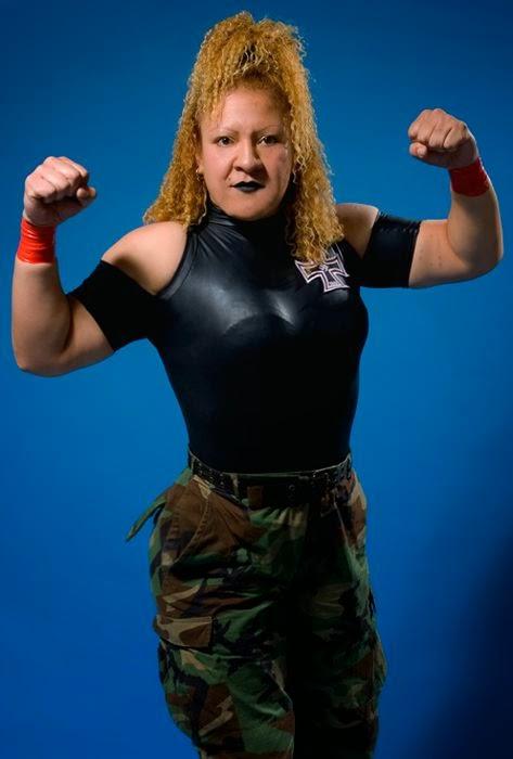 La Comandante - Lucha Women