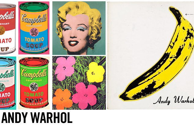 the life and painting works of pop artists andy warhol Broad inventory selection of andy warhol paintings,  warhol's life and work inspires  building on the emerging movement of pop art, wherein artists used.