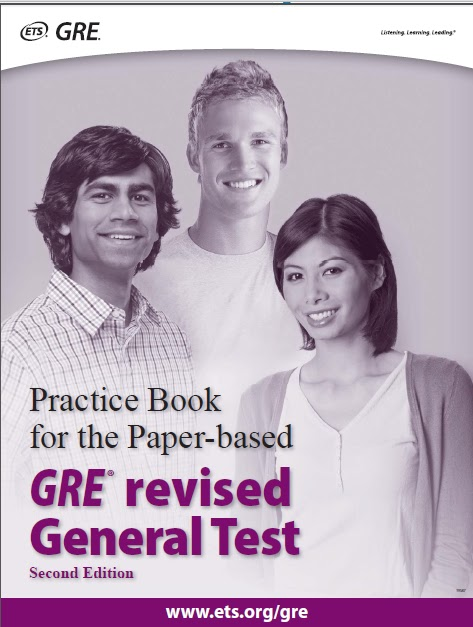 GRE Revised General Test: Practice Book