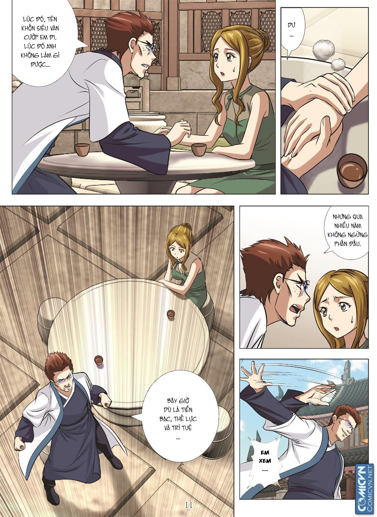 Bloody Girl: Chap 18 page 11 - truyenpub.com