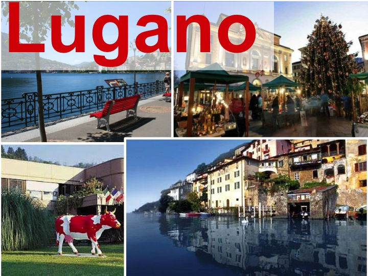 lugano switzerland