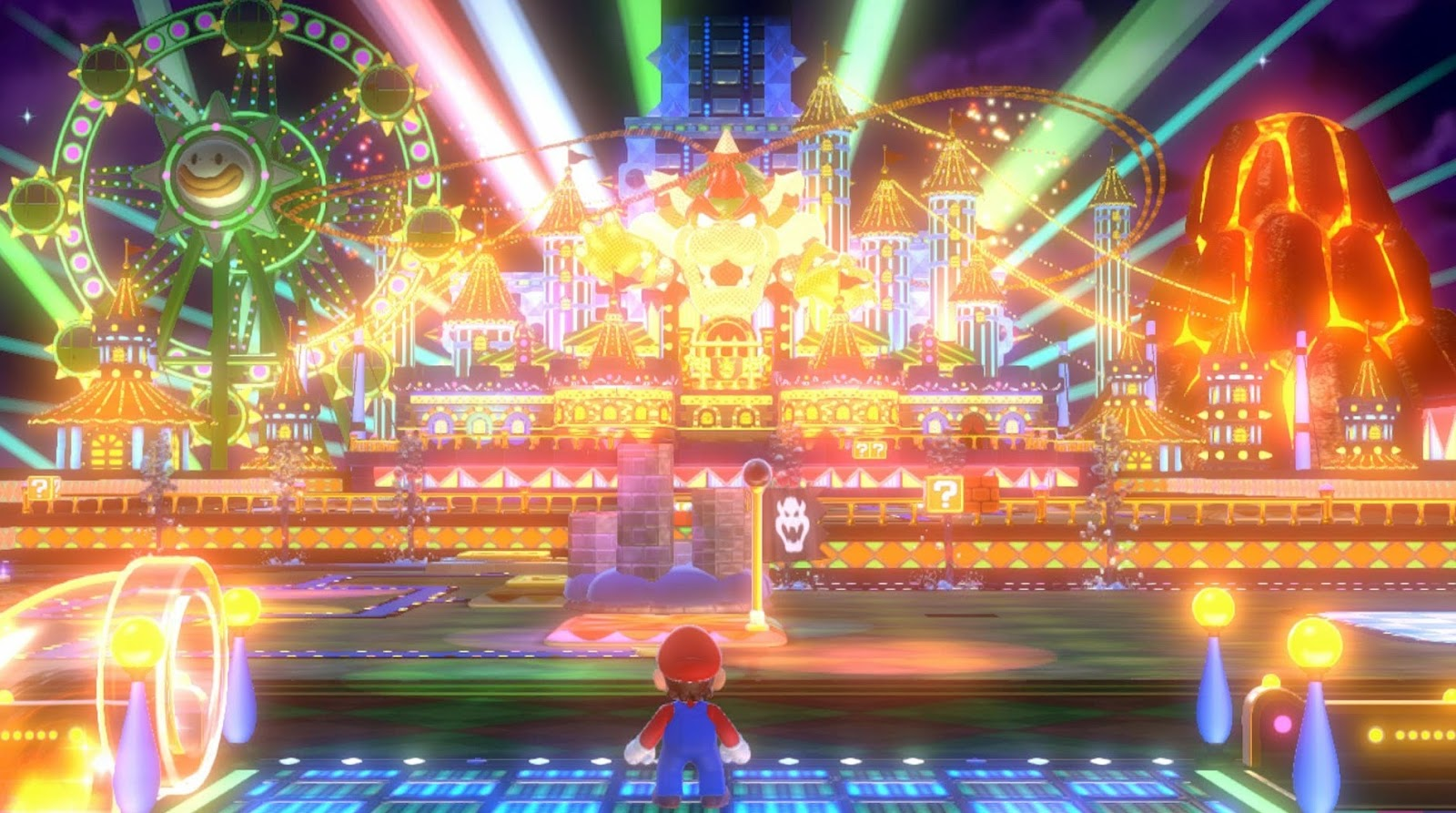Leave Luck To Heaven Super Mario 3d World