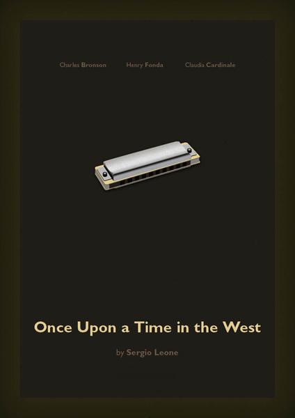 Era Uma Vez No Oeste Poster