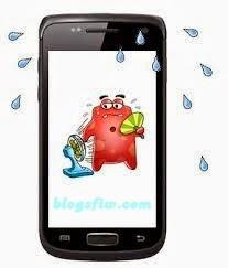 PENYEBAB DAN CARA MENGATASI SMARTPHONE YANG CEPAT PANAS