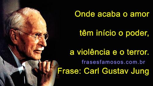 Frase de Carl Gustav Jung