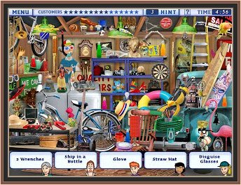 Little Shop of Treasures 2 Free Download Screen Shot No.3