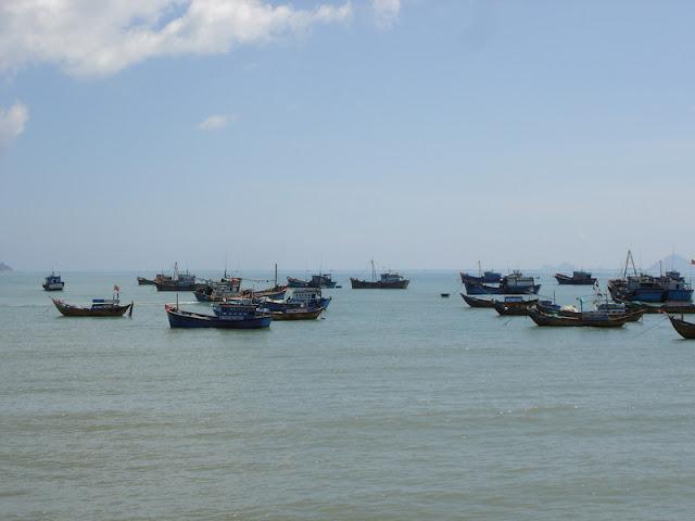 Plage de Nha Trang, Khanh Hoa - Photo An Bui