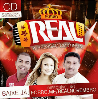 FORRÓ REAL PROMOCIONAL NOVEMBRO 2013