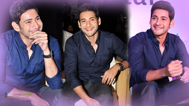 Mahesh Babu Latest HD images At Rainbow Hospitals Event