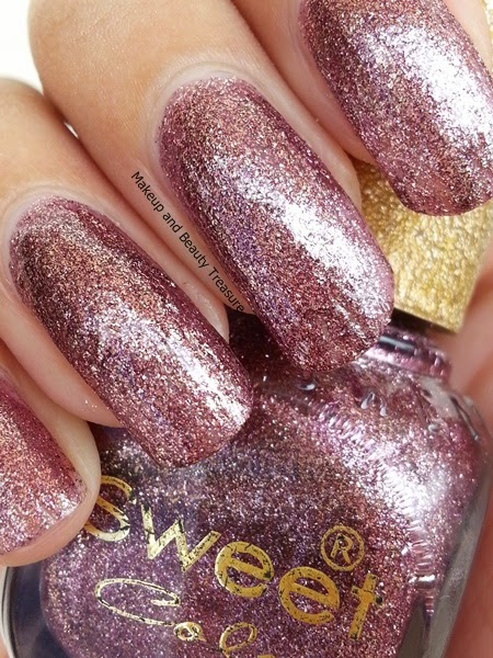 Born-Pretty-Store-Glitter-Nail-Polish-Review