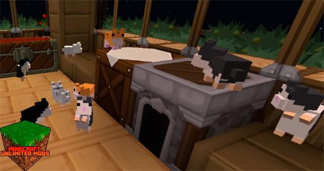 Hamsterrific Mod hamsters pets