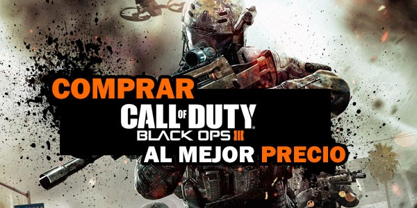 comprar Call of dutty black ops 3 barato