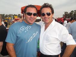 Walter y Juancy Gimenez