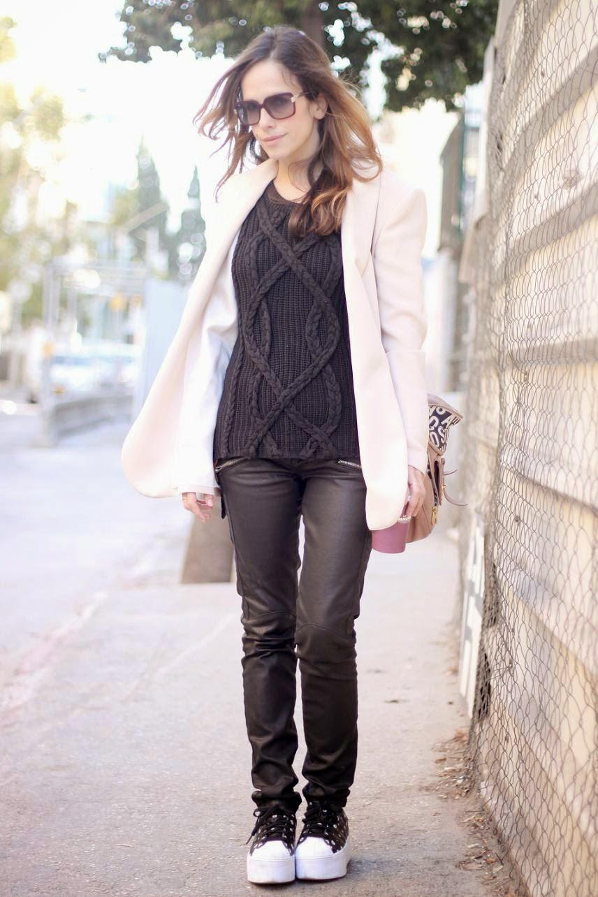 blacklook, adidas, sneakers, platform, street-style, trends, fashionable, fashionblogger, בלוג-אופנה, תל-אביב, השראה
