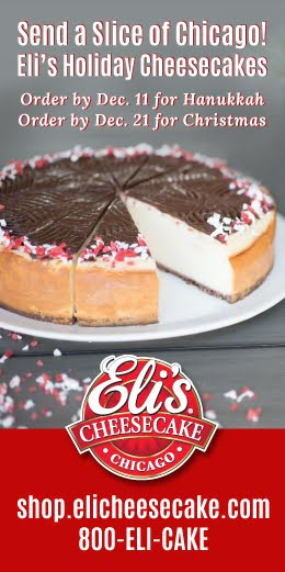 Give the Gift of Cheesecake!
