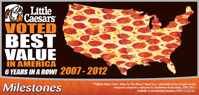 Little Caesars Gift Card #Giveaway