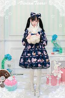 mintyfrills kawaii sweet lolita fashion cute