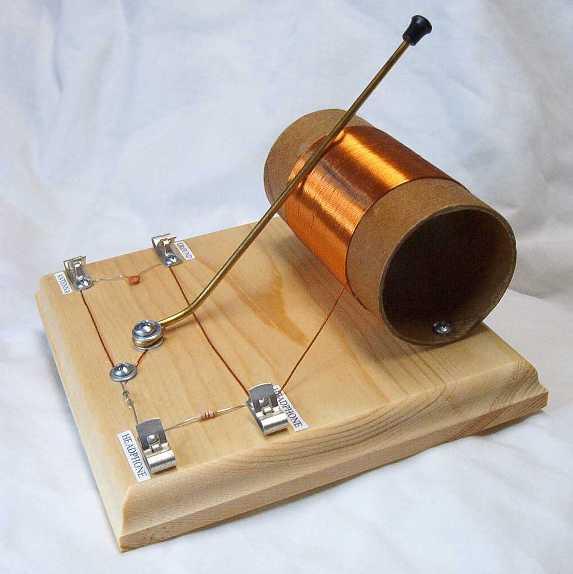 Простейшее радио своими руками
