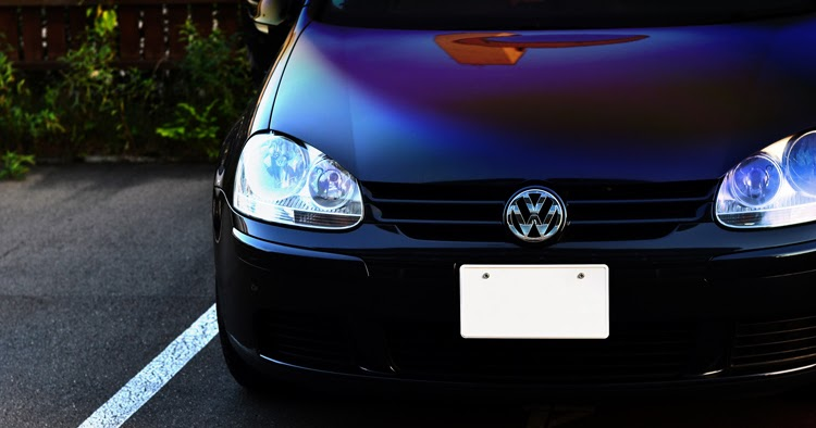 blogger on blogger: Solenoid Valve of Golf mk5