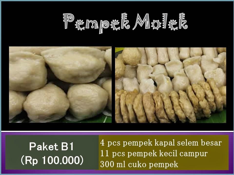Paket B.1 Rp 100.000
