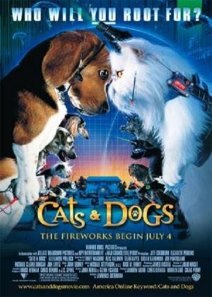 Cuộc Chiến Chó Mèo