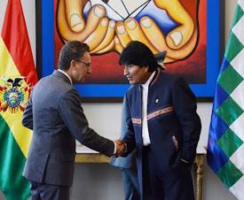 ONU / Aplauso para Bolivia por reducir cultivos de coca